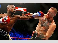 Report claims Floyd Mayweather and Conor McGregor will