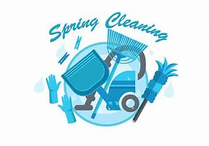 FREE SPRING CLEANING VECTOR - Download Free Vector Art