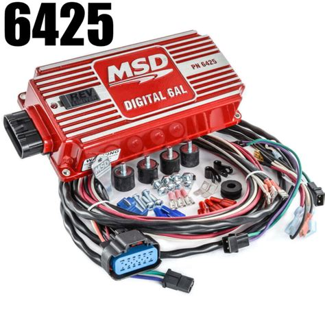 Msd 6al 6420 Wiring Diagram 90 95 by Msd 6al Replacement Engine Parts Find Engine Parts