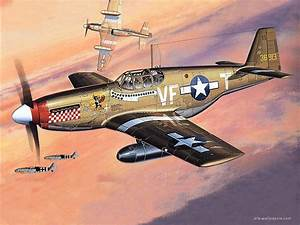 Patriotic War Aircraft Paintings of World War 2 Planes ...