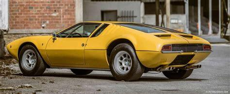 The De Tomaso Mangusta is a Proper Supercar • Petrolicious