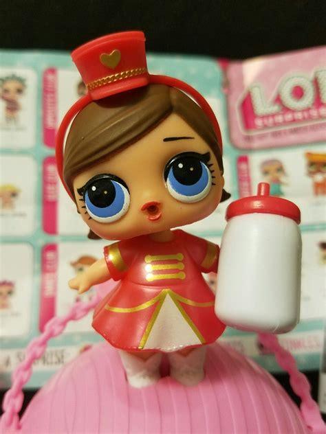 lol surprise doll lol majorette  outrageous