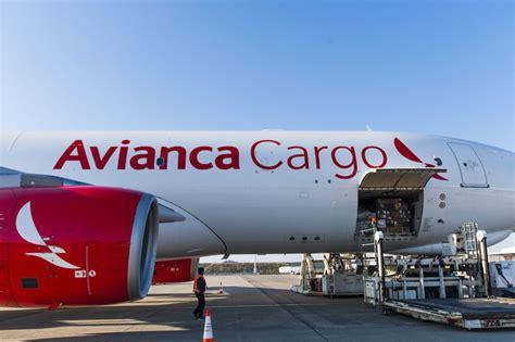 avianca cargo duplica vuelos  transportar carga entre miami santo domingo  bogota