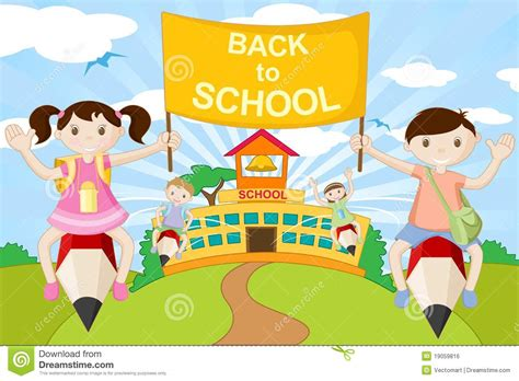 descargar templates gratis scribble drawing after effects kids on pencil going to school stock vector image 19059816