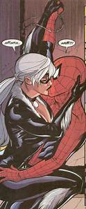 Black Cat & Spider-Man | Comics Couple | Pinterest ...