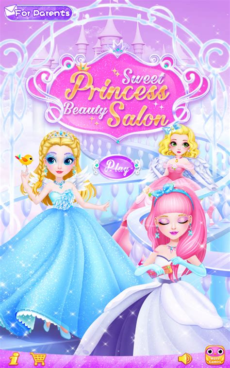 Amazon.com: Sweet Princess Beauty Salon: Appstore for Android