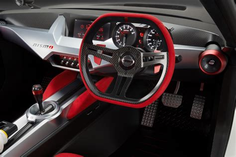 Interior Nissan Idx Nismo