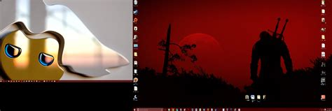 How to set different wallpapers for multiple monitors in