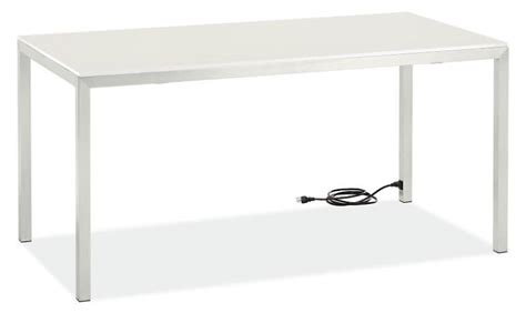 built in desk outlets room board s portica desk now features built in power