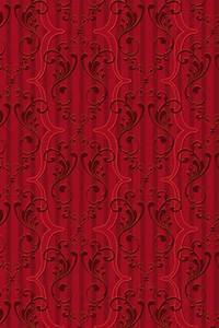 Red Tribal iPhone Wallpaper HD