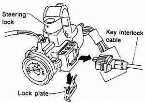repair guides steering ignition switch autozonecom With chevy p10 wiring