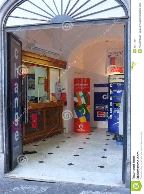bureau de change business plan a bureau de change editorial stock image image 28717384