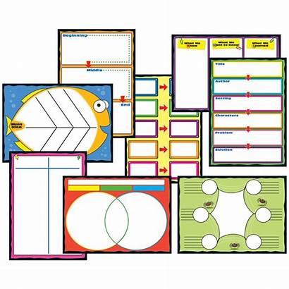 Organizer Graphic Organizers Clipart Board Clip Bulletin