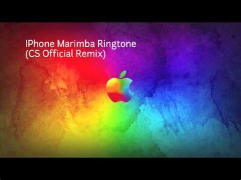 iphone ringtone trap remix iphone marimba ringtone cs remix hip hop trap pop Iphon