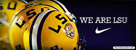 lsu tigers  facebook cover fbcoverlovercom