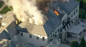 'Real Housewives of Beverly Hills' mansion in fiery blaze ...