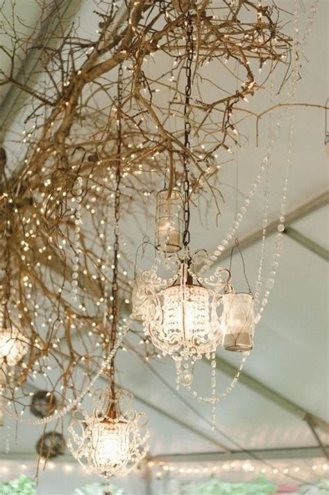amazing diy branches chandeliers