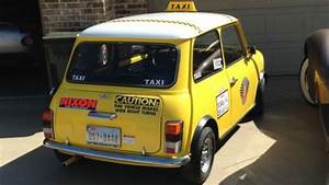 Find New 1970 Classic Mini Cooper Leyland 998cc With Taxi Accessories Austin Morris Rover In