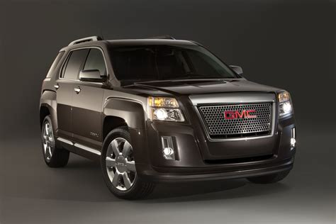 GMC Car : 2013 Gmc Terrain Denali Review