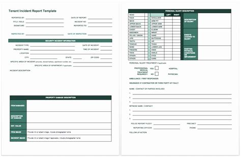 Vehicle Investigation Form Template by 7 Vehicle Investigation Form Template Orrta