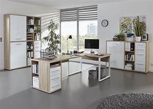 Büro Set Möbel : arbeitszimmer b rom bel b ro maja m bel set set plus set 4 ~ Indierocktalk.com Haus und Dekorationen