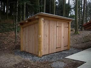 Cabanon De Jardin Bois : photos de cabanons et cabanes construire garage com ~ Melissatoandfro.com Idées de Décoration