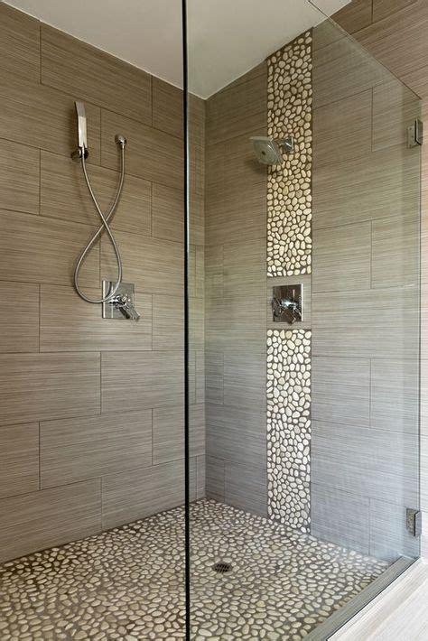 ideas wood grain tile bathroom shower master bath