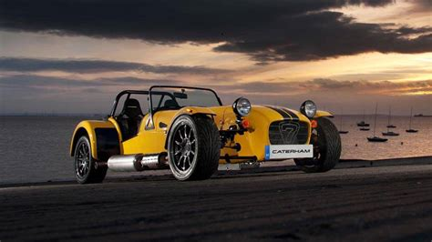 It's Not Every Day America Gets 2 New Caterham Sevens