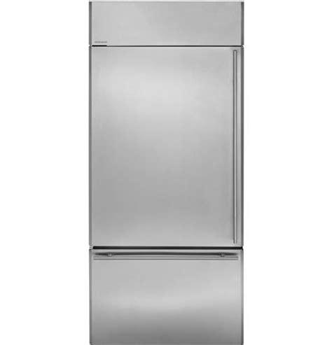 zicsnhlh monogram  built  bottom freezer refrigerator ge parts