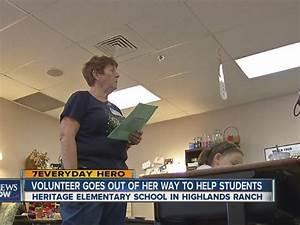 Volunteer Drives Across The Metro Area To Help In
