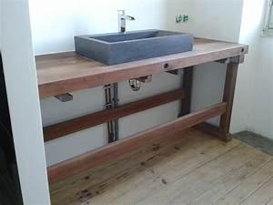 anna et le bois ebenisterie eco concue With meuble salle de bain ecologique