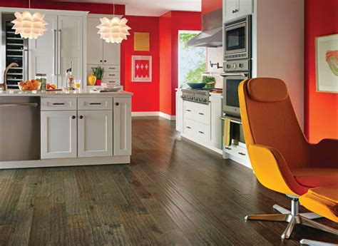 what of flooring is best for a kitchen best kitchen floors that stand floor traffic consumer 2264