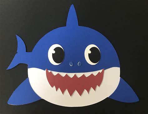 baby shark decorations etsy shark decor toddler art projects shark craft