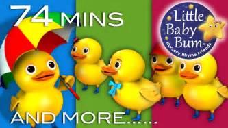 Nursery Rhymes One Hour by Five Little Ducks Plus Lots More Nursery Rhymes 74
