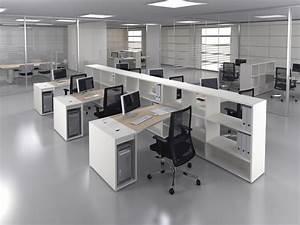 Bureau Contemporain Design : mobilier de bureau mobilier contemporain et design vente et installation par ~ Teatrodelosmanantiales.com Idées de Décoration