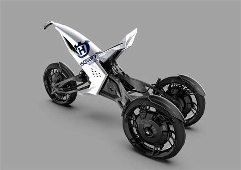 husqvarna alpha trike concept car body design