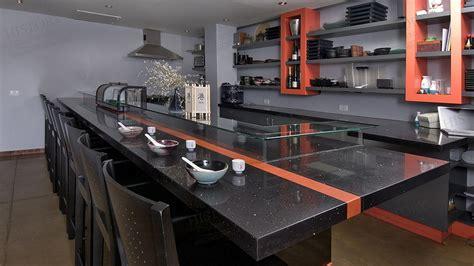 wheeled kitchen island black platinum quartz countertop black quartz countertop 1003