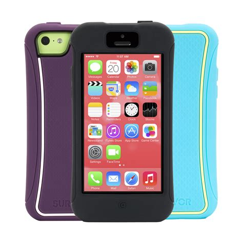 iphone 5c protective griffin survivor slim protective for iphone 5c