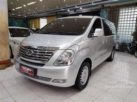 Gambar Mobil Hyundai Starex by Jual Mobil Hyundai Starex 2012 Mover 2 5 Di Jawa Barat