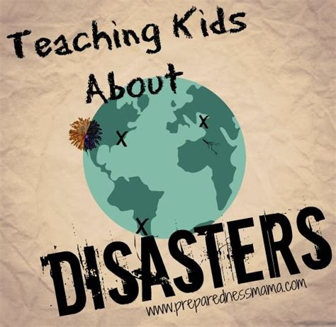 25 resources for teaching about disasters