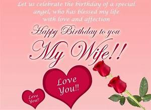 Happy Birthday Messages For wife | Happy Birthday Messages ...