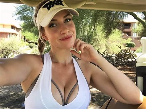 Paige Spiranac Nude Leaked Photos And Sex Tape Porn Video 2020