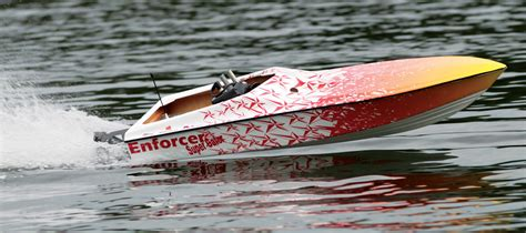 Rc Gas Boat Trim Tabs by Trim Your Boat Rc Boat Magazine
