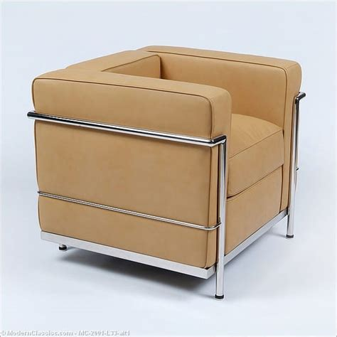 le corbusier lc2 lounge chair reproduction