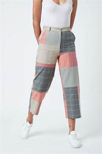 Ava Multicolored Pants In 2020 High Waisted Pants Pants