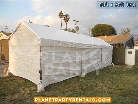 tent 10ft x 30ft rental partyretanls canopy tents 10ft x 30ft tent rental