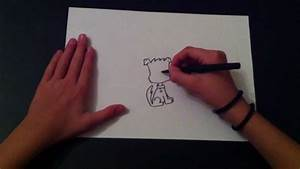 Wie Pflegt Man Einen Weihnachtsstern : wie zeichnet man einen hund youtube ~ Lizthompson.info Haus und Dekorationen