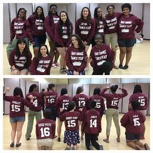 Custom T-Shirts for Bay Shore Dance Team Rocks Their New ...