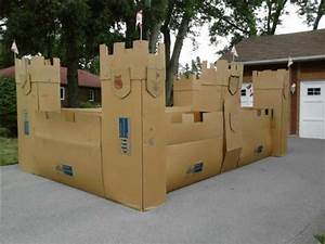 10 Inventive Cardboard Fort Ideas For Playful Kids - Baby ...