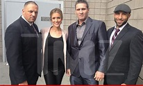 Ken Shamrock -- DON'T MESS WITH FERGIE ... Or I'll Beat ...